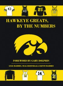 hawkeye greats by the numbers