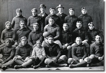 1895 Iowa Hawkeyes football - Frank Kinney Holbrook