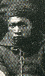 Frank Kinney Holbrook - first black African-American Iowa football player
