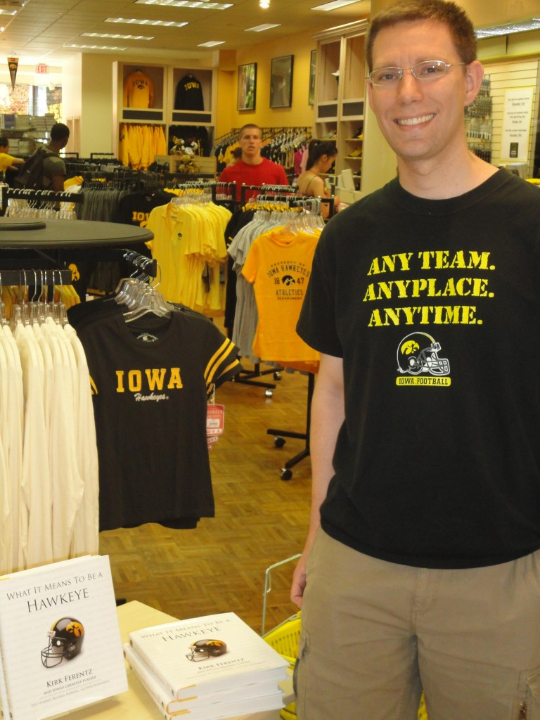 Iowa Hawk Shop - Neal Rozendaal - What It Means to Be a Hawkeye