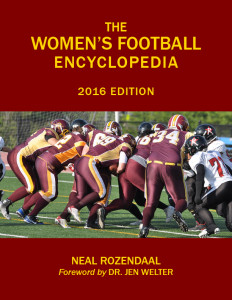 The Women's Football Encyclopedia Cover
