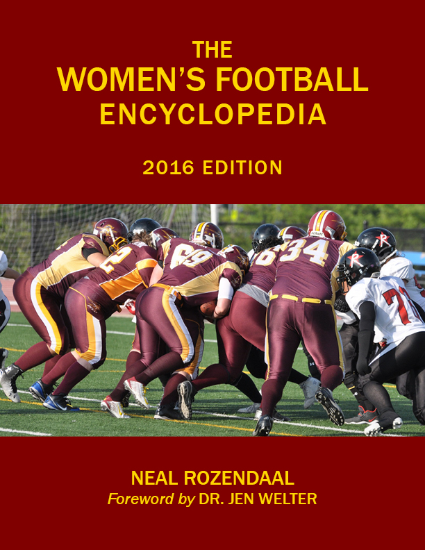 The Women's Football Encyclopedia